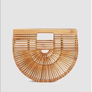 CULT GAIA Small Bamboo Bag